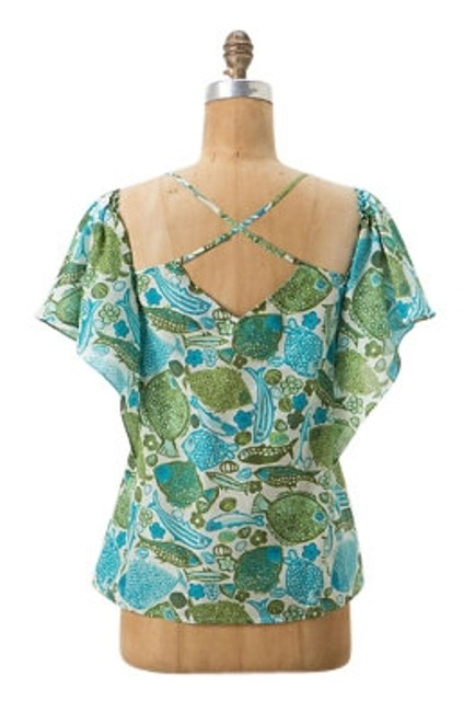 Preload https://item4.tradesy.com/images/anthropologie-bluesgreens-vanessa-virginia-puget-sounds-blouse-size-4-s-13868-0-0.jpg?width=400&height=650