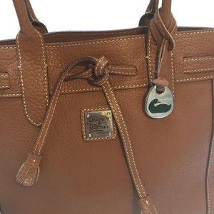 Dooney & Bourke Leather Tote Portofino Shoulder Bag