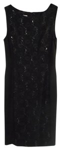 Anne Klein Lace Sequin Dress