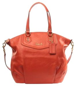 Coach Satchel in Tearose