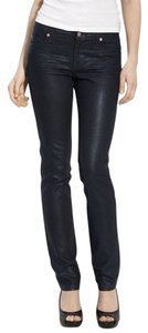 David Kahn Skinny Jeans-Coated