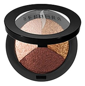 Sephora MicroSmooth Baked Eyeshadow Trio COLOR 02 Sunray