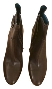 Via Spiga Style Comfort Soft Leather Trendy Brown Boots