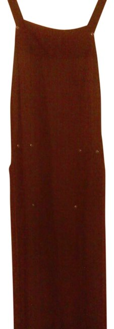Brown Maxi Dress by Carole Little
