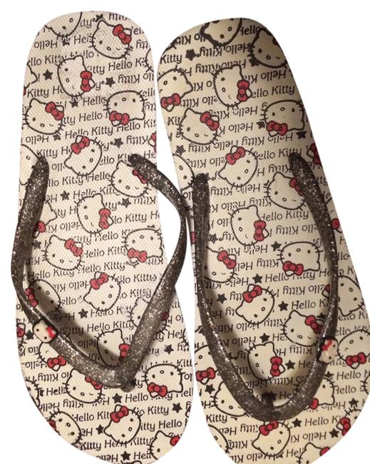 Item - Flip Flops Sandals Size US 8 Regular (M, B)