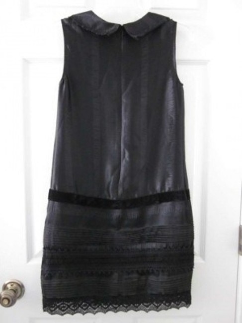 Anna Sui short dress Black Lace Serena Gatsby on Tradesy