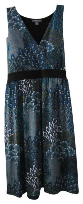 Preload https://img-static.tradesy.com/item/138730/apt-9-blue-green-floral-print-empire-knee-length-short-casual-dress-size-16-xl-plus-0x-0-0-650-650.jpg