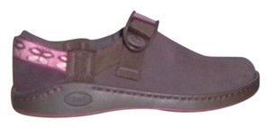 Chaco Petite Women Youth Sized Suede Fig Mules