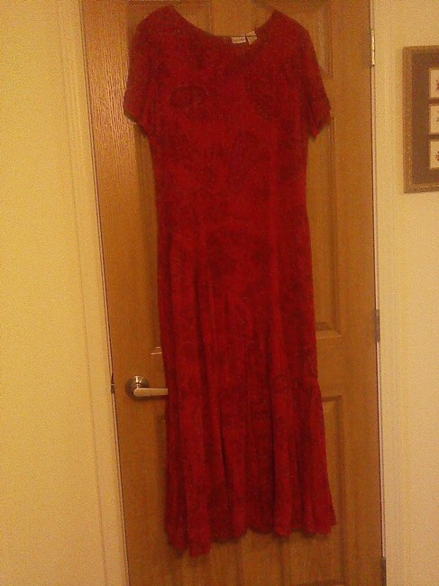 Maxi Dress by Newport News Easy Style