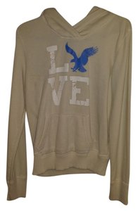 American Eagle Outfitters Hooded Cotton Sweatshirt