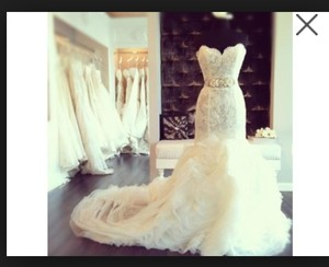 Lazaro Lazaro Dream Wedding Dress Wedding Dress