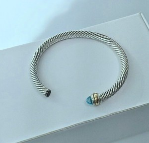 David Yurman DAVID YURMAN Blue Topaz Cable