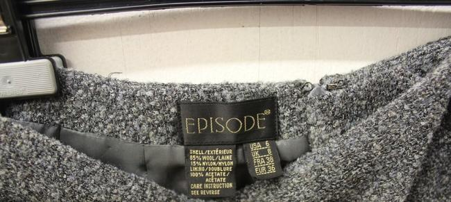 episode Mini Skirt Grey