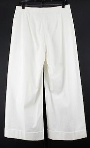 Worth 15a90 X 27 Egg Shell Capri/Cropped Pants