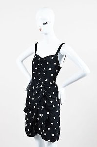 Marc by Marc Jacobs short dress Black Silk on Tradesy