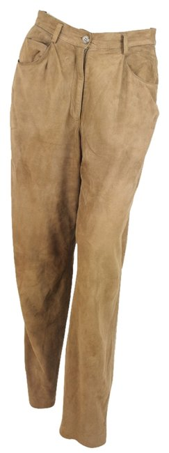 Excursion Straight Pants Brown