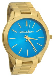 Michael Kors NWT Michael Kors runway Gold Tone watch $195