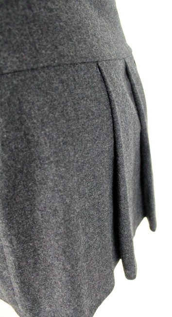 J.Crew Mini Skirt Grey