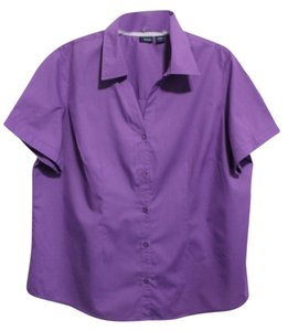 Basic Editions Top Purple