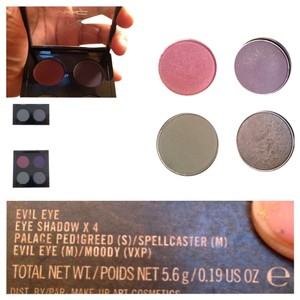 MAC Cosmetics Evil Eye Quad Pallet