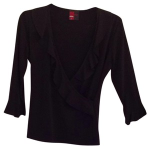 Vin rouge Top Black