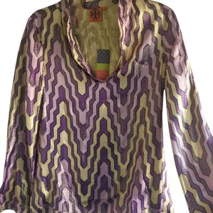 Tory Burch Vintage Look Funky Tunic
