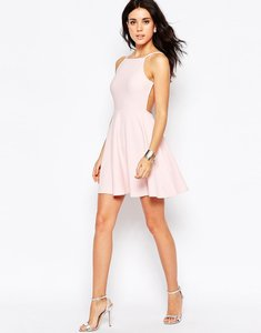 Oh My Love short dress Pink on Tradesy