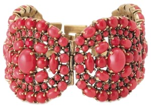 Stella & Dot Stella & Dot Sardinia Bracelet In Red