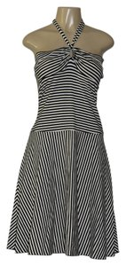Trina Turk short dress stripes on Tradesy