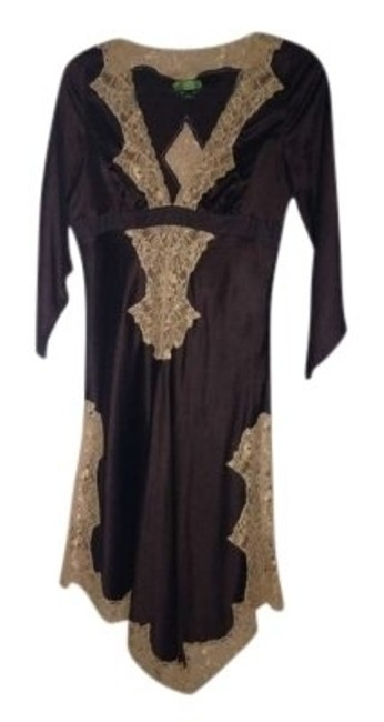 Preload https://item1.tradesy.com/images/bcbgmaxazria-browngold-bcbgbrowngoldsatinlace-above-knee-night-out-dress-size-8-m-138860-0-0.jpg?width=400&height=650