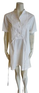 Marc by Marc Jacobs short dress WHITE Lightweight Notlined on Tradesy