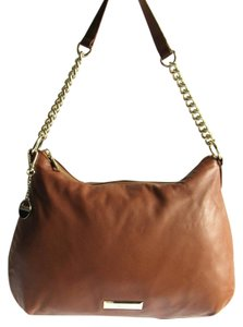 DKNY Leather Large Hobo Bag