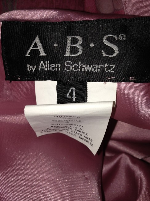 A.B.S. by Allen Schwartz Size 4 Dress