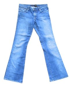 Buffalo David Bitton Vintage Boot Cut Jeans-Medium Wash