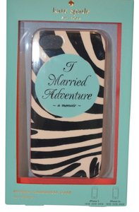 Kate Spade Kate Spade IPhone 5 5s Phone Case Apple I MARRIED ADVENTURE Brand New