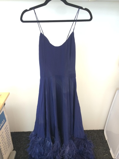 Blue Maxi Dress by Other