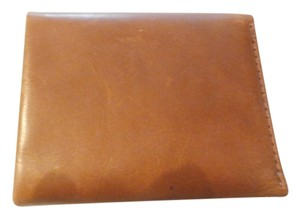 Fossil NWT Fossil Men's CARTER TRIFOLD Wallet Leather Cognac