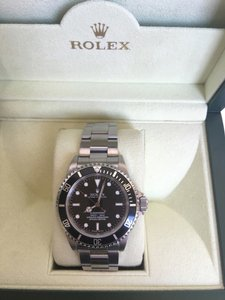 Rolex ROLEX Submariner 14060m Non-date Stainless Steel Mens Watch