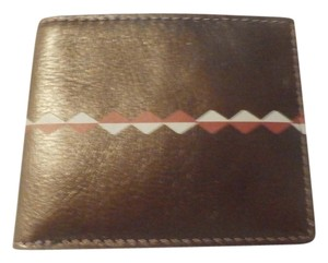 Fossil NWT Fossil Men's Bifold Wallet Leather CORDOVAN