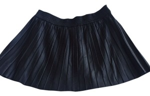 Walter by Walter Baker Mini Skirt Black