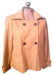 Old Navy Pea Lined Wool Pea Coat