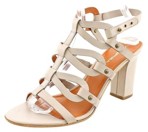 Via Spiga Federica Heels Grey Sandals