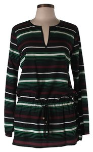 MICHAEL Michael Kors Nwt Striped Tunic