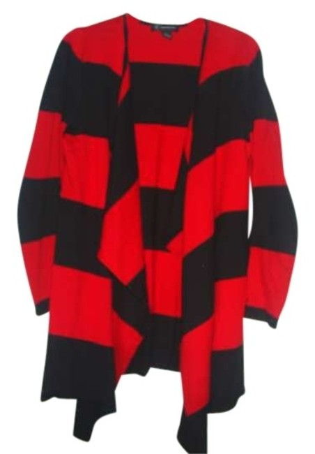 Preload https://item3.tradesy.com/images/inc-international-concepts-red-and-black-waterfall-cardigan-size-10-m-138897-0-0.jpg?width=400&height=650