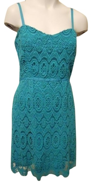 LC Lauren Conrad Crochet Dress
