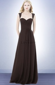 Bill Levkoff Chocolate 485 Dress