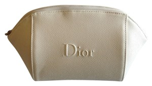 Dior DIOR LUXURY WHITE COSMETIC BAG