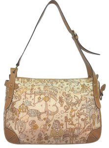 Piero Guidi Circus Shoulder Bag