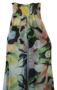 Mumu Wide Leg Pants Black white green blue yelkow and coral..