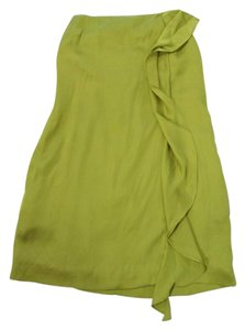 BCBGeneration Glow Tiered Strapless Dress